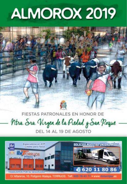 Programación Fiestas Patronales en Honor de Ntra. Sra. Virgen de la Piedad y San Roque 2019
