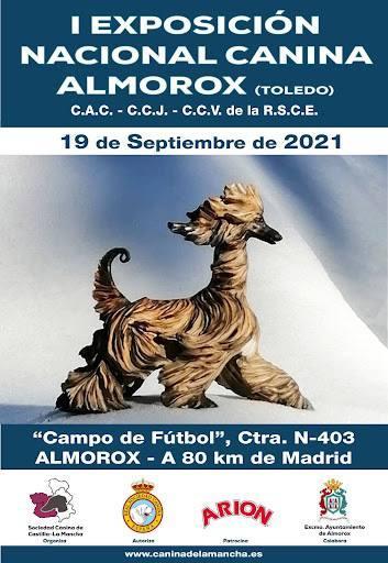 I Exposición Naciona Canina de Almorox